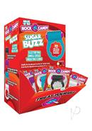 Rock Candy Suger Buzz Vibrating Cock Rings Display (24 Per...